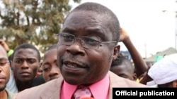 Angola Eduardo Kuangana líder PRS
