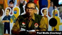 Wakil Sekretaris Gugus Tugas Penanganan Covid-19 DI Yogyakarta, Biwara Yuswantana. (Foto: Pool Media)