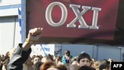 Evropianët reagojnë ndaj zhvillimeve në Greqi