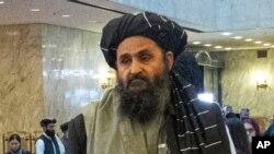 တာလီဘန္အဖြဲ႔ပူးတြဲတည္ေထာင္သူ Mullah Abdul Ghani Barada