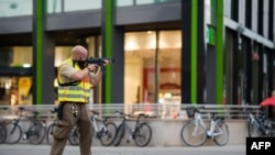 Segurança máxima em Munique