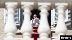 Đức Giáo hoàng Francis.