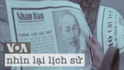 Hà Nội để tang Hồ Chí Minh giữa chiến tranh mở rộng