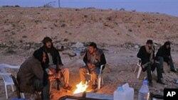 Αντικυβερνητικοί διαδηλωτές στη Λιβύη