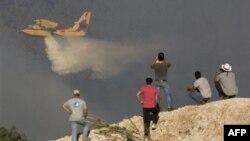 ისრაელში ხანძარი მძვინვარებს