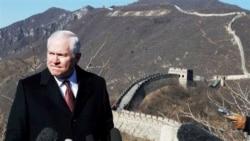 گیتس می گوید به بهبود مناسبات آمریکا با چین امیدوار است