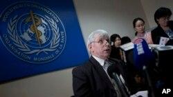 Չինաստանում ԱՀԿ-ի գրասենյակը գլխավորող Մայքլ Օ'Լիրի