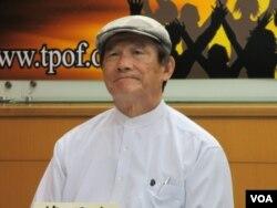 台灣前國防部長蔡明憲