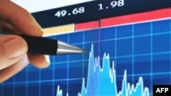 Повышение индексов на фондовых рынках США