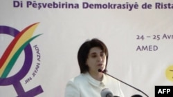 Թուրքիայի խորհրդարանի անկախ պատգամավոր Լեյլա Զանա (արխիվային լուսանկար)