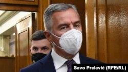 Predsednik Crne Gore Milo Đukanović (Foto: RFE/RL/Savo Prelević)