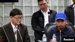 菲律宾官员回答媒体有关韩国商人池益洲被绑架和杀害的问题(2017年1月30日)