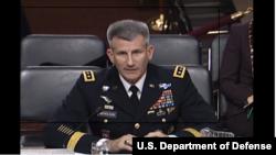 Si es aprobada su nominación, el teniente general John Nicholson, será comandante de las fuerzas de EE.UU. y de la OTAN en Afganistán.