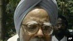 بھارتی وزیرِ اعظم من موہن سنگھ