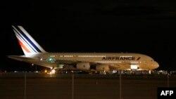 Un Airbus 380 d'Air France