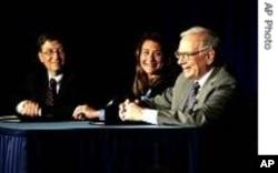 Warren Buffett et Bill Gates