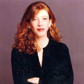 """Susan Orlean, author of the book """"Rin Tin Tin: The Life and the Legend"""""""