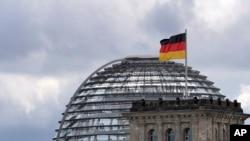 Здание Бундестага.