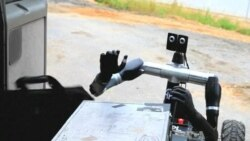 Robot With Human-Like Hands Could Tackle Dangerous Situations