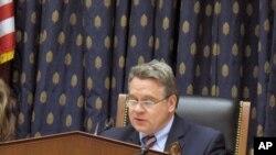 史密斯众议员(美国之音资料照片)