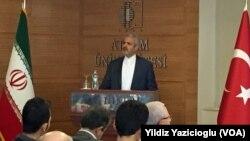 İran'ın Ankara Büyükelçisi Alireza Bikdeli