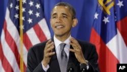 美國總統奧巴馬。