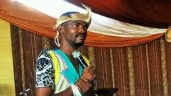 Amapholisa Atshaya Imbongi Kazulu uObert Dube