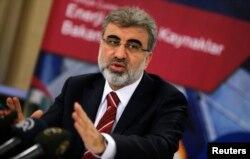 Bộ trưởng Năng lượng Thổ Nhĩ Kỳ Taner Yildiz