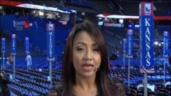 Republican Convention Opens Despite Bad Weather - Liputan Berita VOA