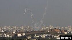 Tir de missile à partir de la bande de Gaza ce weekend