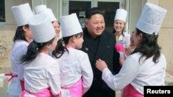 """Các giới chức Nga nói quyết định """"có liên quan đến các vấn đề nội bộ của Triều Tiên."""""""
