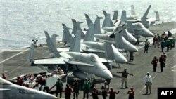 Авианосец USS Stennis