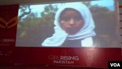 کراچی-گرل رائزنگ پاکستان مہم