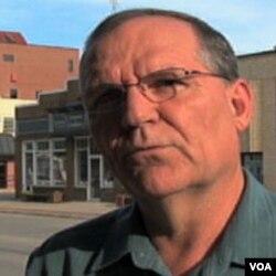 Randy Uhl, direktor za ekonomski razvoj u okrugu Winneshiek, Iowa