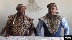 Inkosi u Bulelani Lobhengula Khumalo lenduna uNhlanhla Ndiweni