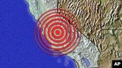 加利福尼亞州南部地區發生里氏6.4級地震