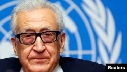聯合國和阿拉伯聯盟的特使卜拉希米