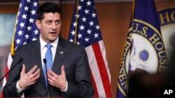 El presidente de la Cámara de Representantes de EE.UU., Paul Ryan, anunció que no se postulará a la reelcción en noviembre.