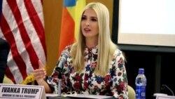 Ivanka Trump en visite à Addis-Abeba