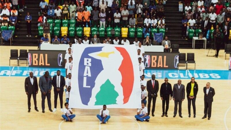 Basketball African League: 12 équipes africaines s'affrontent à Kigali