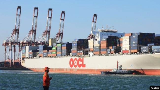美中贸易逆差继续扩大 中国官媒总编:不应歧视外国货