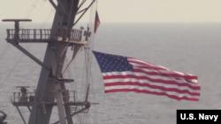 美國海軍稱艦隊規模不足應對各項挑戰 (美國海軍照片)