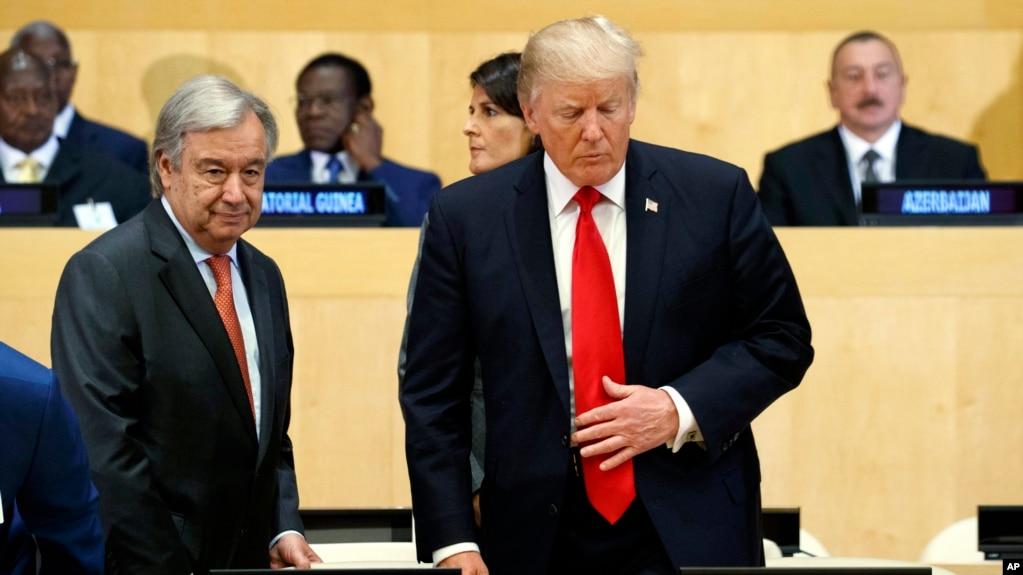 Presidenti Trump në OKB, thirrje për reduktimin e burokracisë dhe shpenzimeve