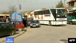 Dy shqiptarë të vrarë në një zënkë me një polic maqedonas