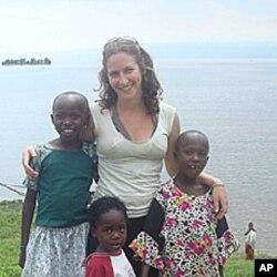 摩尔汉格和卢旺达儿童
