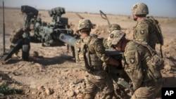 آرشیف: سربازان حمایت قاطع در افغانستان