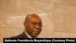 Raul Domingos, líder do PDD de Moçambique