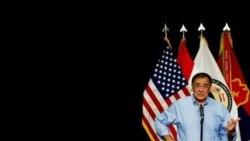 لئون پانتا: آمریکا نمی تواند شاهد ادامه تسلیح شبه نظامیان عراقی باشد و در این زمینه مشخصا افشاگری خواهد کرد. ۱۱ ژوئیه ۲۰۱۱