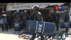 US Condemns Violence in Cambodia