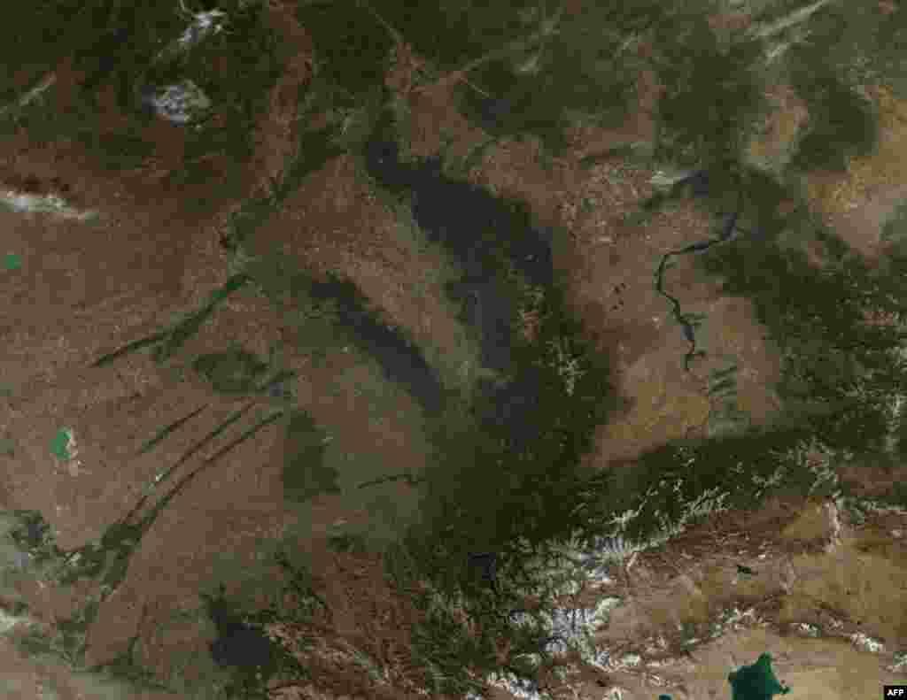 Юг России и центральная часть